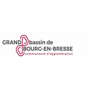 Communauté d'agglomération du Bassin de Bourg-en-Bresse (01)
